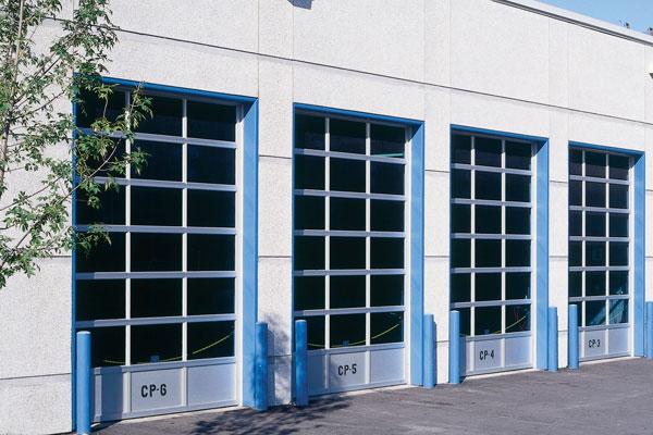 Commercial Full View Door In Richmond Va Ricko